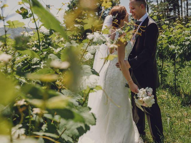 La boda de Raúl y Erika en Lezama, Vizcaya 90