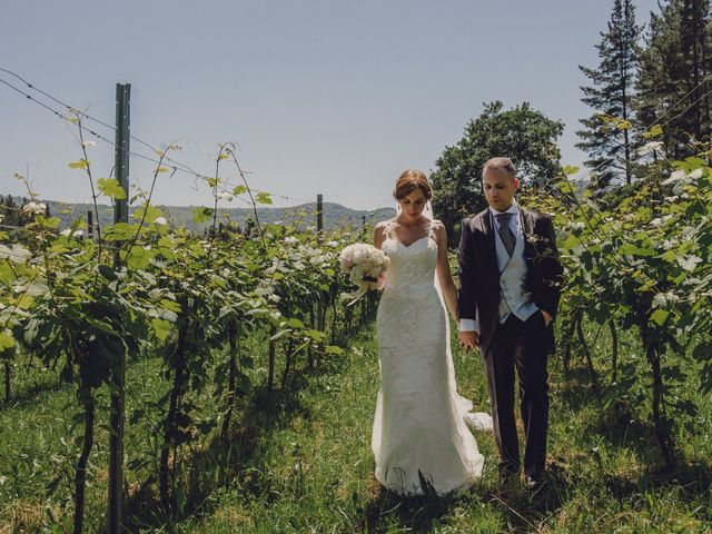 La boda de Raúl y Erika en Lezama, Vizcaya 91