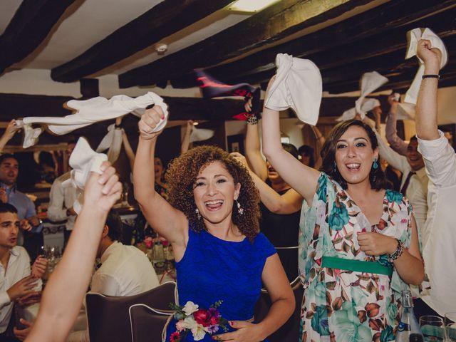 La boda de Raúl y Erika en Lezama, Vizcaya 103