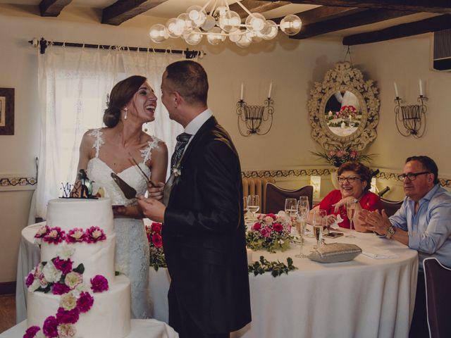 La boda de Raúl y Erika en Lezama, Vizcaya 110