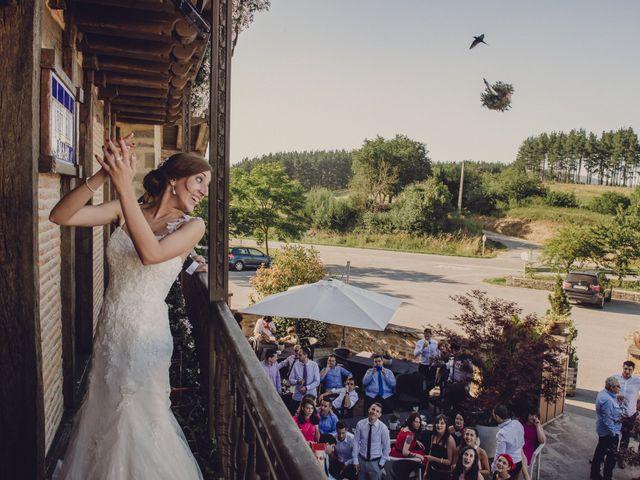 La boda de Raúl y Erika en Lezama, Vizcaya 113