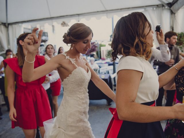 La boda de Raúl y Erika en Lezama, Vizcaya 126