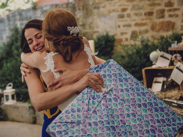 La boda de Raúl y Erika en Lezama, Vizcaya 130