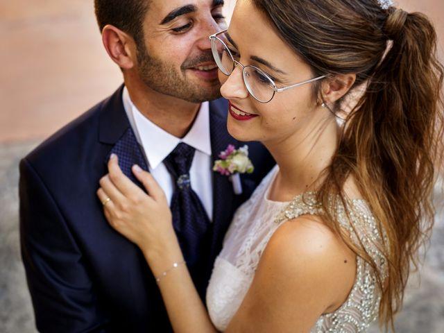 La boda de Glòria y Gerard