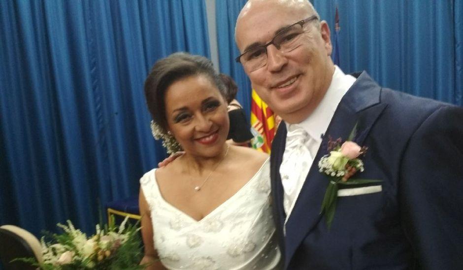 La boda de David y Eva en El Campello, Alicante