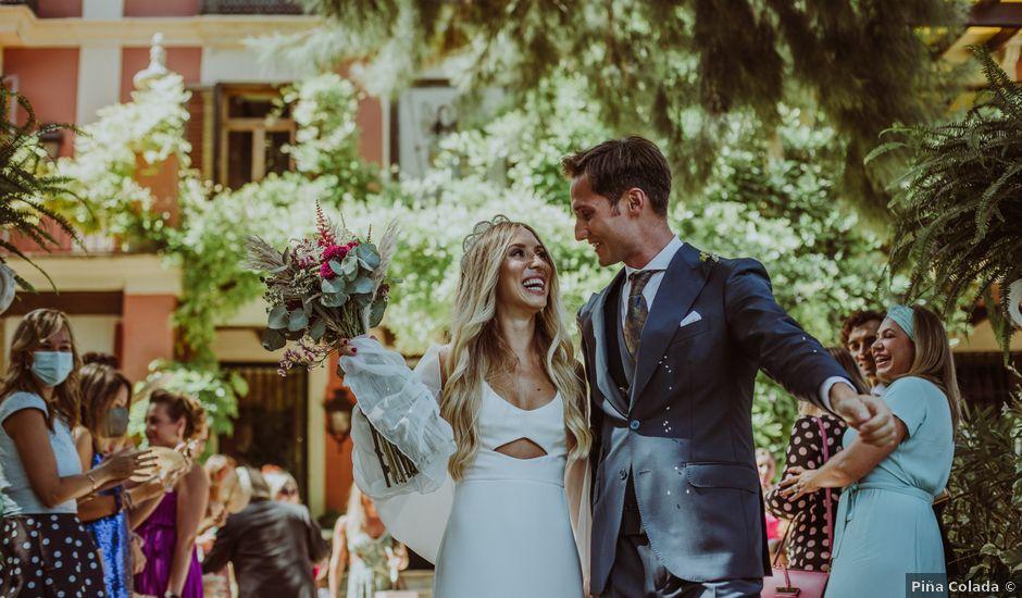 La boda de Carolina y Carlos en Picanya, Valencia