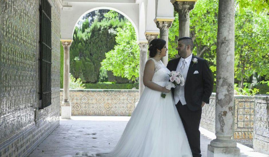 La boda de Fede y Rocio en Sevilla, Sevilla