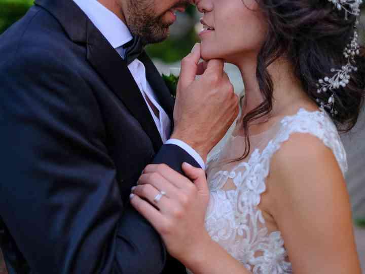La boda de Ariadna y Daniel