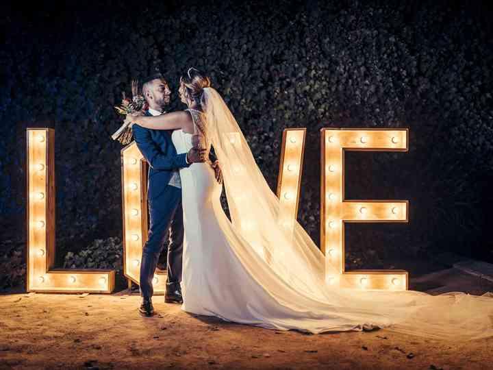 La boda de Estrella y Antonio