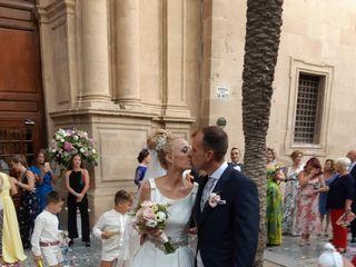 La boda de Marián  y David  2