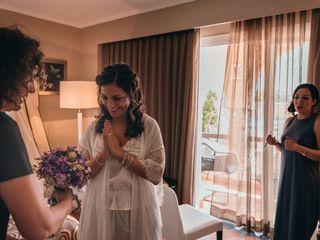 La boda de Patricia y Nacho 2
