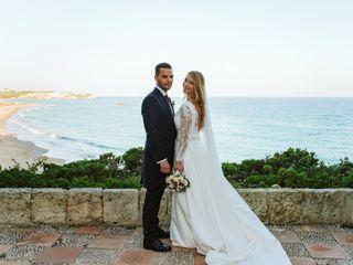 La boda de Dina y Pablo