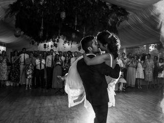 La boda de Tamara y Diego
