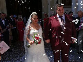 La boda de Veronica  y José Luis
