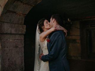 La boda de Sara y Milan