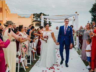 La boda de Maria Jesus y Mateo