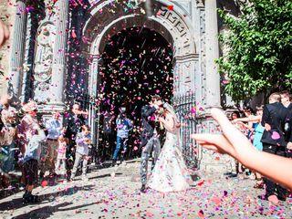 La boda de Cristina y Jose María 1