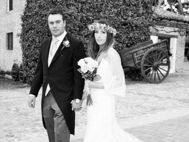 La boda de Luis y Arancha en Rivas-vaciamadrid, Madrid 1