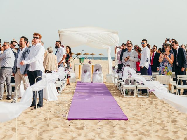 La boda de Nacho y Patricia en Zahara De Los Atunes, Cádiz 13