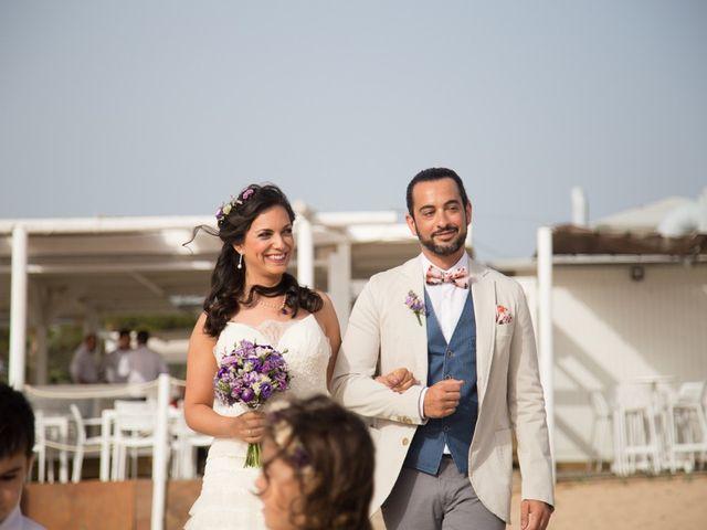 La boda de Nacho y Patricia en Zahara De Los Atunes, Cádiz 14