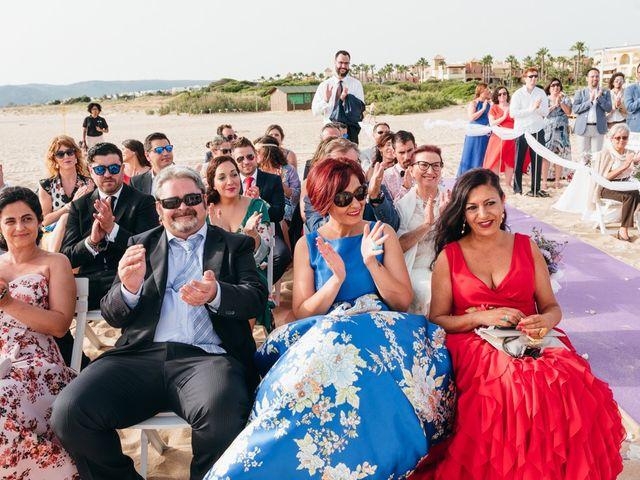 La boda de Nacho y Patricia en Zahara De Los Atunes, Cádiz 16
