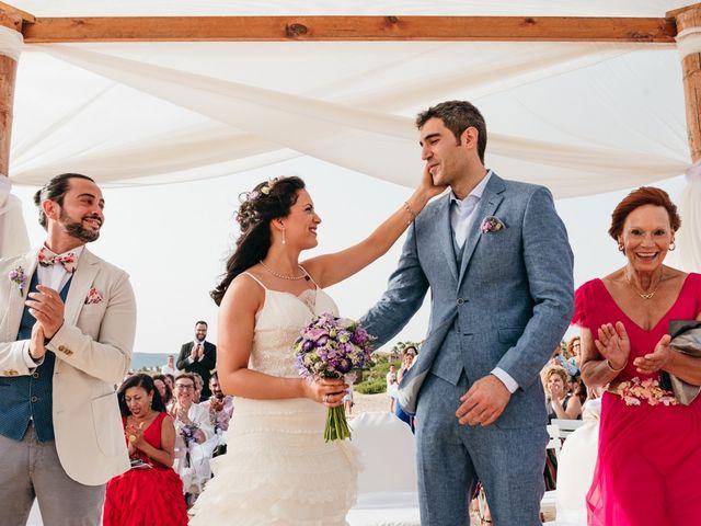 La boda de Nacho y Patricia en Zahara De Los Atunes, Cádiz 19