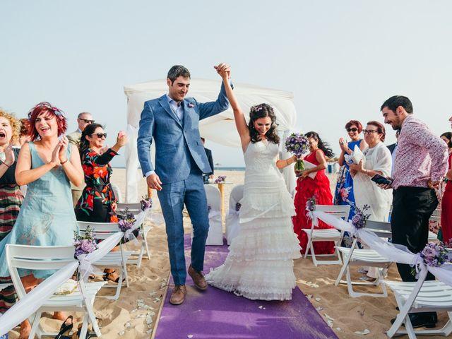 La boda de Nacho y Patricia en Zahara De Los Atunes, Cádiz 21