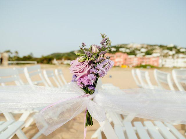 La boda de Nacho y Patricia en Zahara De Los Atunes, Cádiz 23