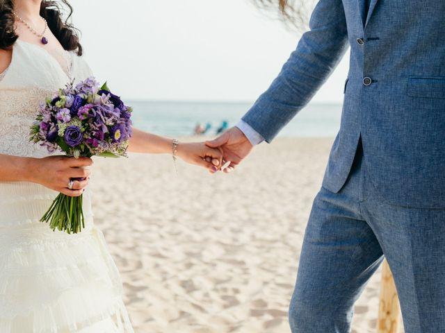 La boda de Nacho y Patricia en Zahara De Los Atunes, Cádiz 27