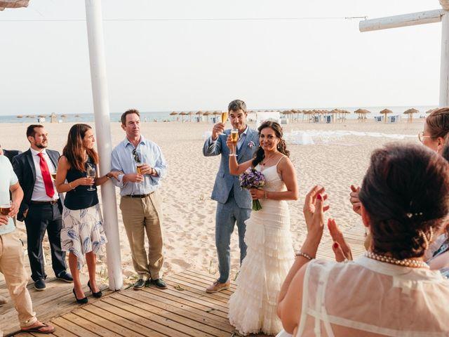 La boda de Nacho y Patricia en Zahara De Los Atunes, Cádiz 29
