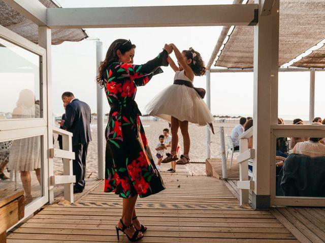 La boda de Nacho y Patricia en Zahara De Los Atunes, Cádiz 30