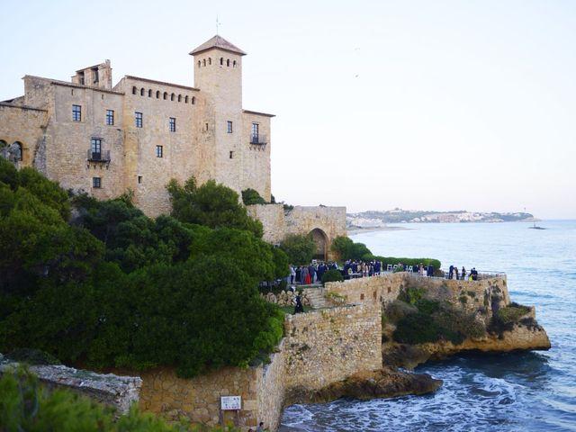La boda de Pablo y Dina en Altafulla, Tarragona 18
