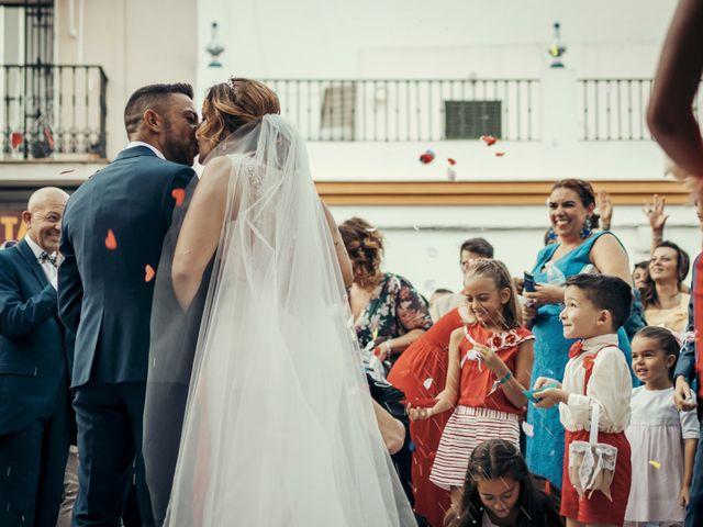 La boda de Antonio y Estrella en Alcala De Guadaira, Sevilla 16