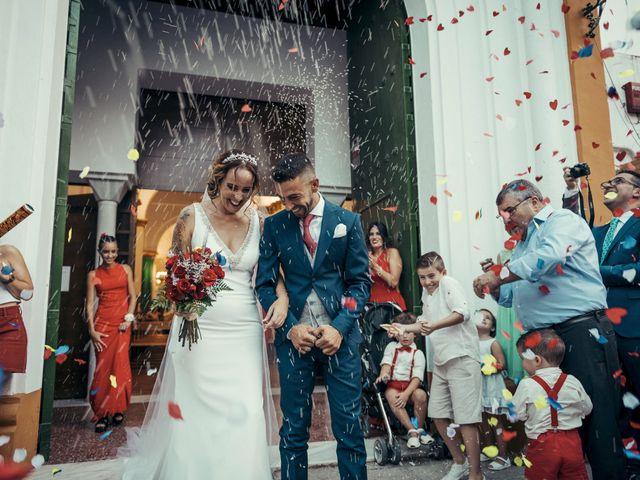 La boda de Antonio y Estrella en Alcala De Guadaira, Sevilla 19