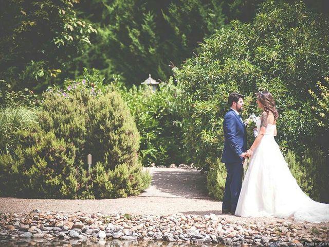 La boda de Carlos jose y Jessica en Medina Del Campo, Valladolid 1