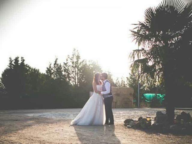 La boda de Carlos jose y Jessica en Medina Del Campo, Valladolid 4