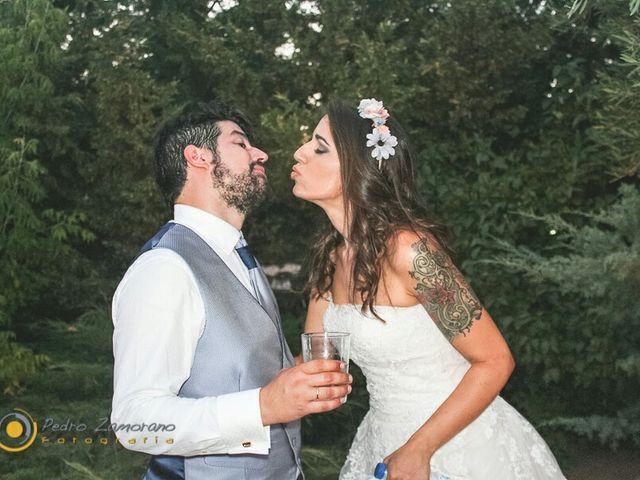 La boda de Carlos jose y Jessica en Medina Del Campo, Valladolid 2