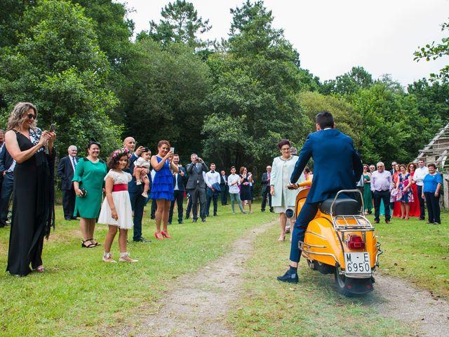 La boda de Diego y Tamara en Alfoz (Alfoz), Lugo 14