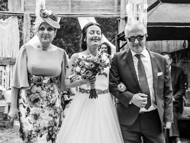 La boda de Diego y Tamara en Alfoz (Alfoz), Lugo 17