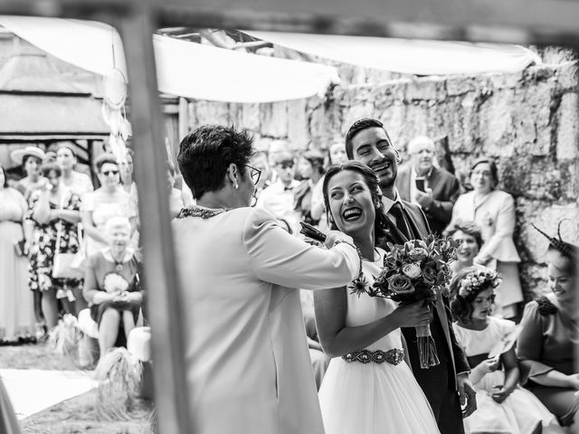 La boda de Diego y Tamara en Alfoz (Alfoz), Lugo 18