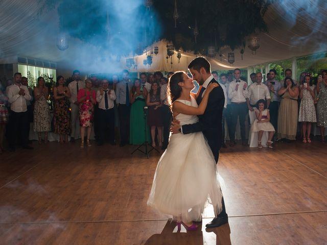 La boda de Diego y Tamara en Alfoz (Alfoz), Lugo 24