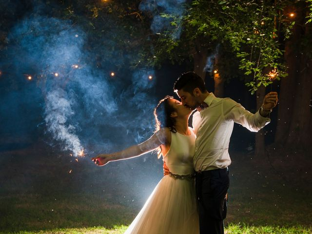 La boda de Diego y Tamara en Alfoz (Alfoz), Lugo 28