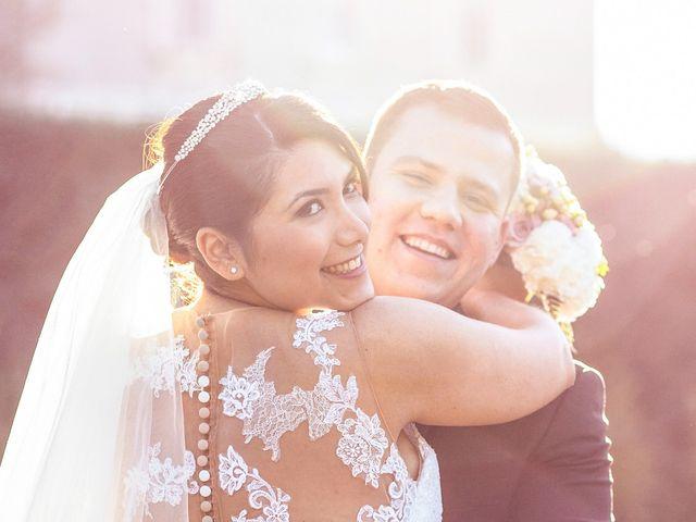 La boda de Fabiola y Daniel