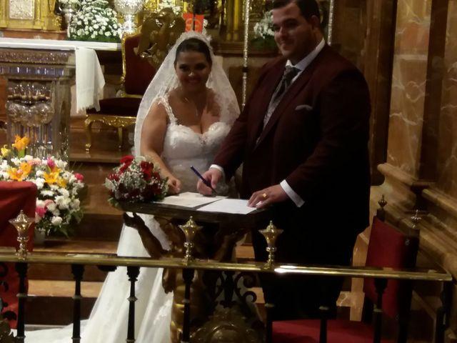 La boda de José Luis  y Veronica  en Espartinas, Sevilla 5
