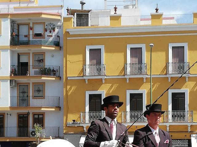 La boda de José Luis  y Veronica  en Espartinas, Sevilla 6