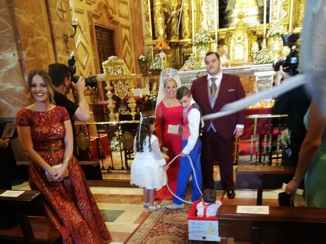 La boda de José Luis  y Veronica  en Espartinas, Sevilla 7
