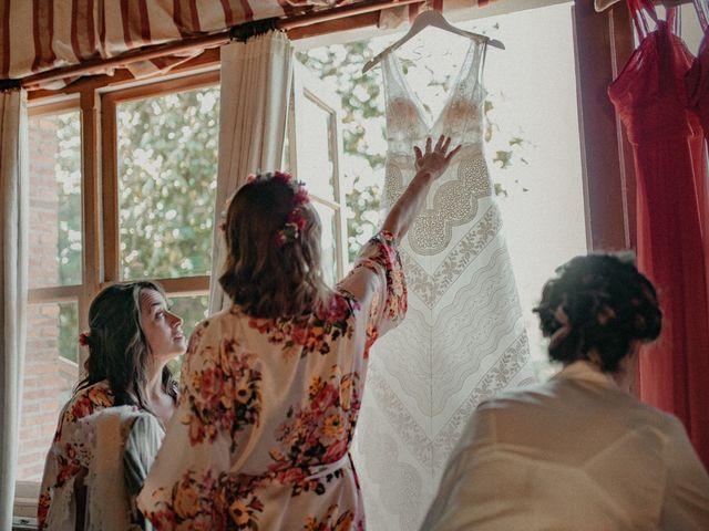 La boda de Milan y Sara en Hazas De Cesto, Cantabria 22