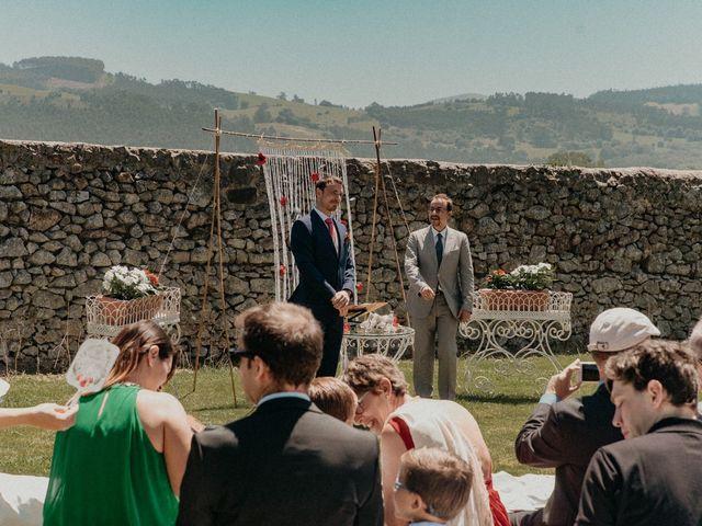 La boda de Milan y Sara en Hazas De Cesto, Cantabria 92
