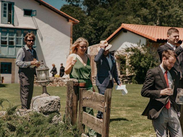 La boda de Milan y Sara en Hazas De Cesto, Cantabria 95