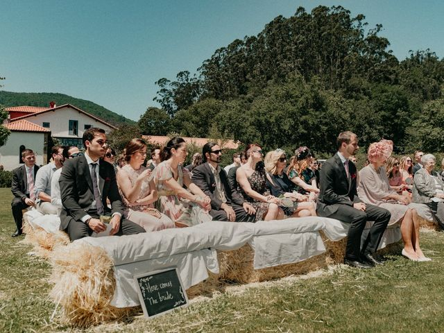 La boda de Milan y Sara en Hazas De Cesto, Cantabria 109